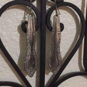 Jewelry - Silverware Earrings